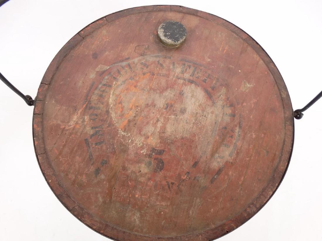 Early Kerosene Bucket - 3