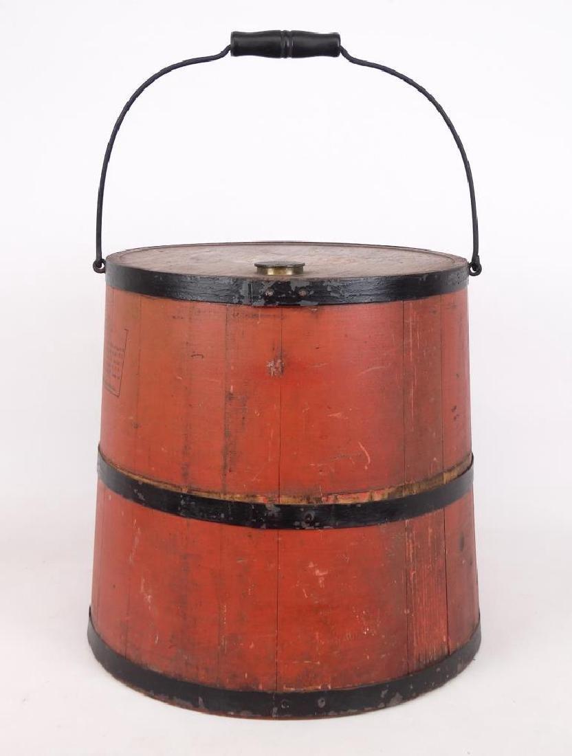 Early Kerosene Bucket - 4