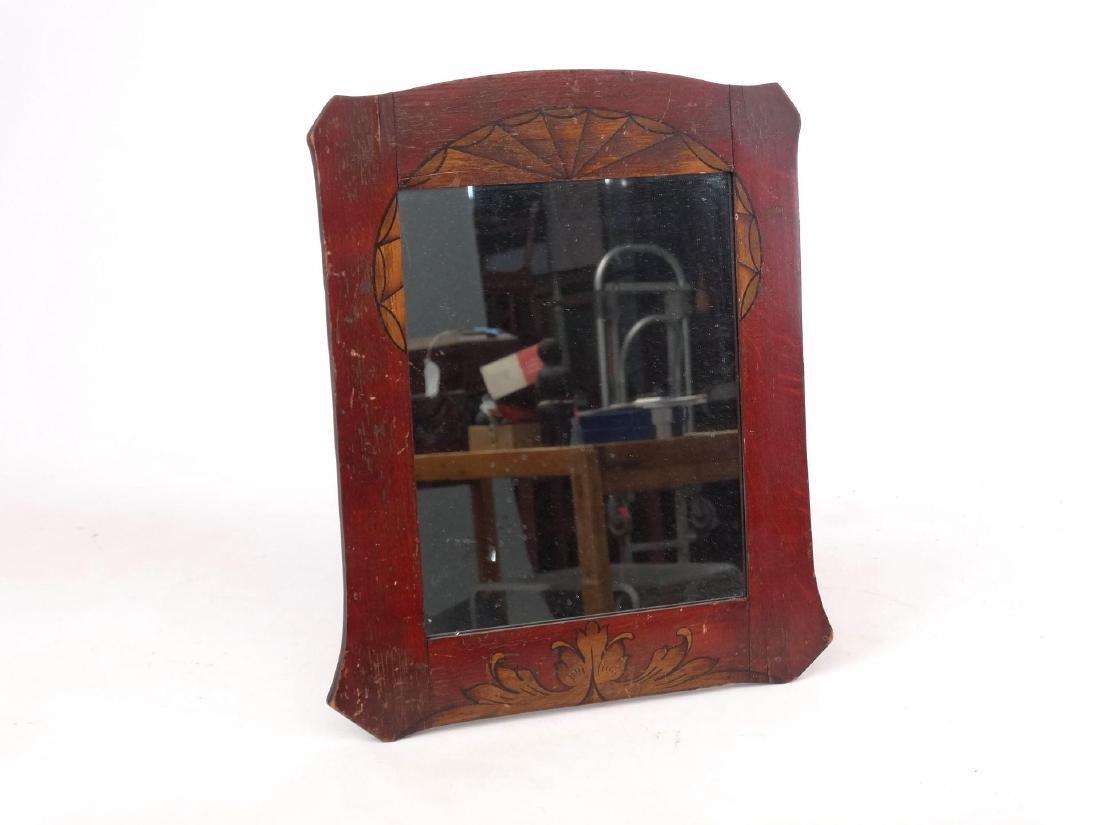 19th c. Federal Mirror
