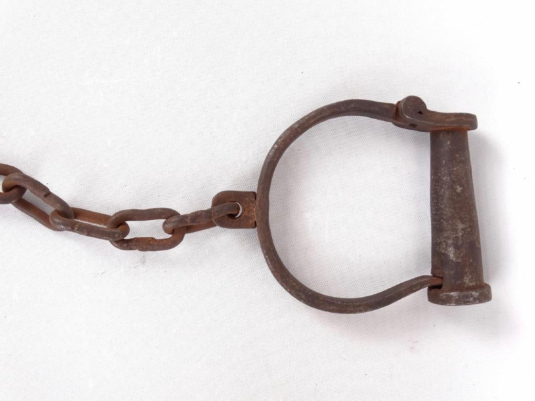 Alcatraz Prison Ball And Chain - 2