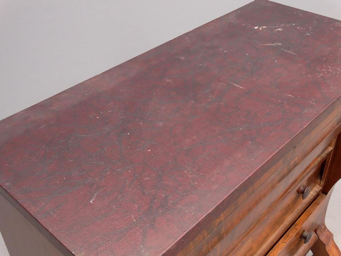 19th c. Empire Chest Of Drawers - 2