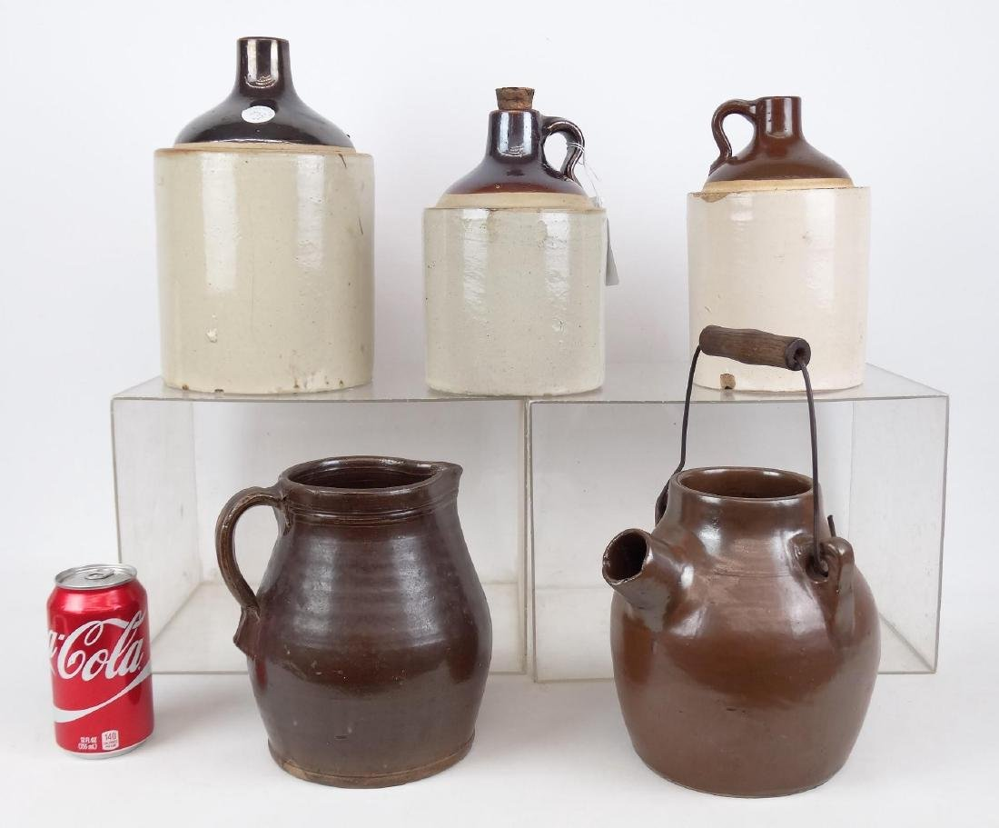 Stoneware Lot
