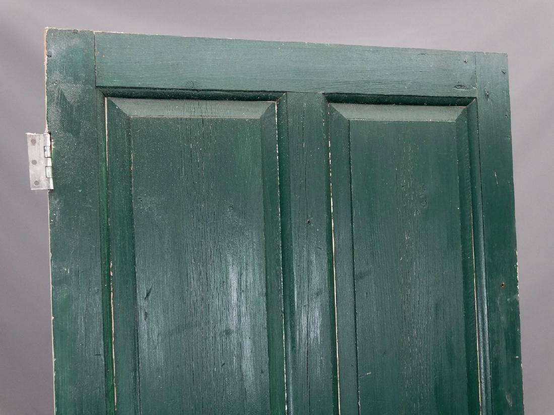 Paneled Door - 2