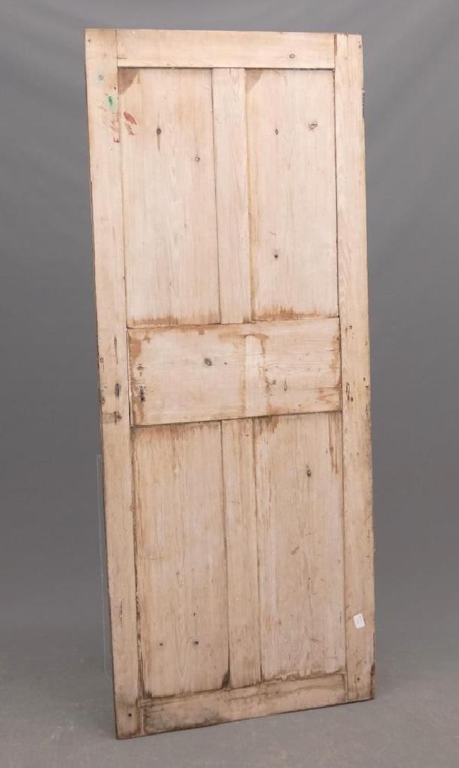 Paneled Door - 3