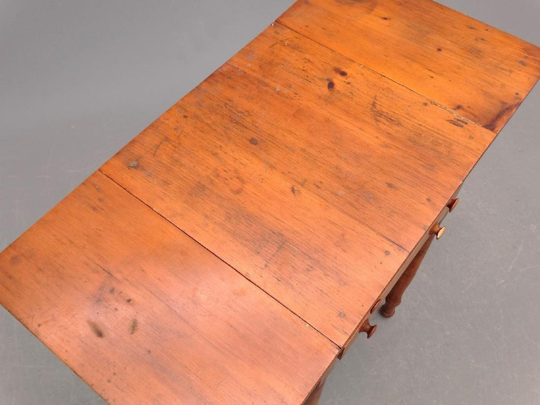 19th c. Two Drawer Stand - 3