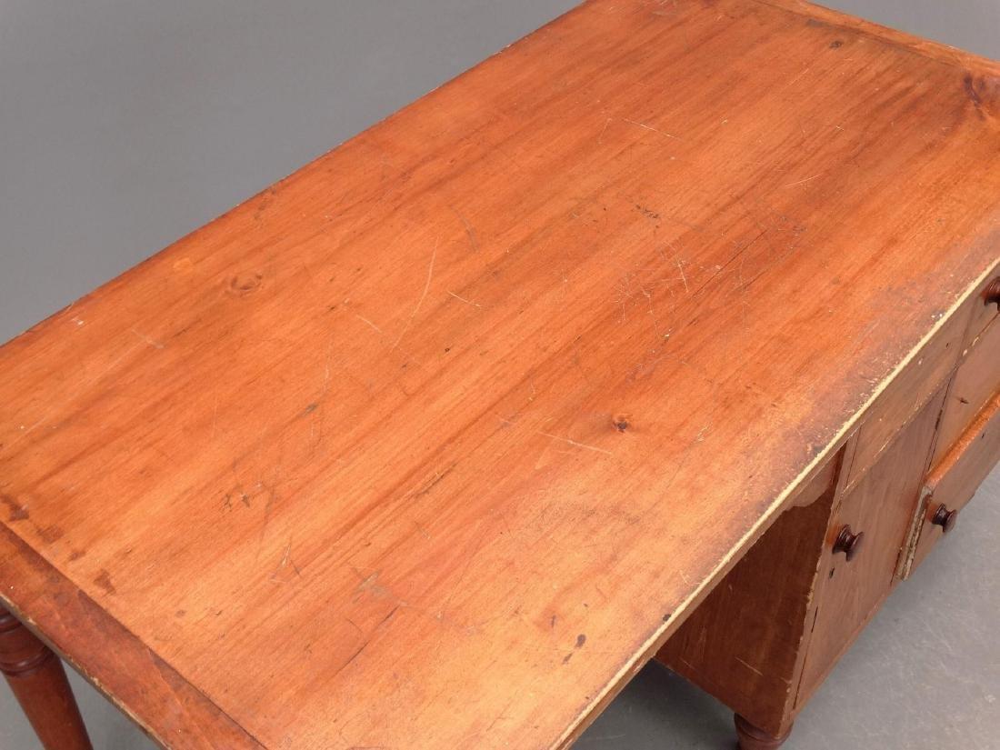 Early Primitive Desk - 2