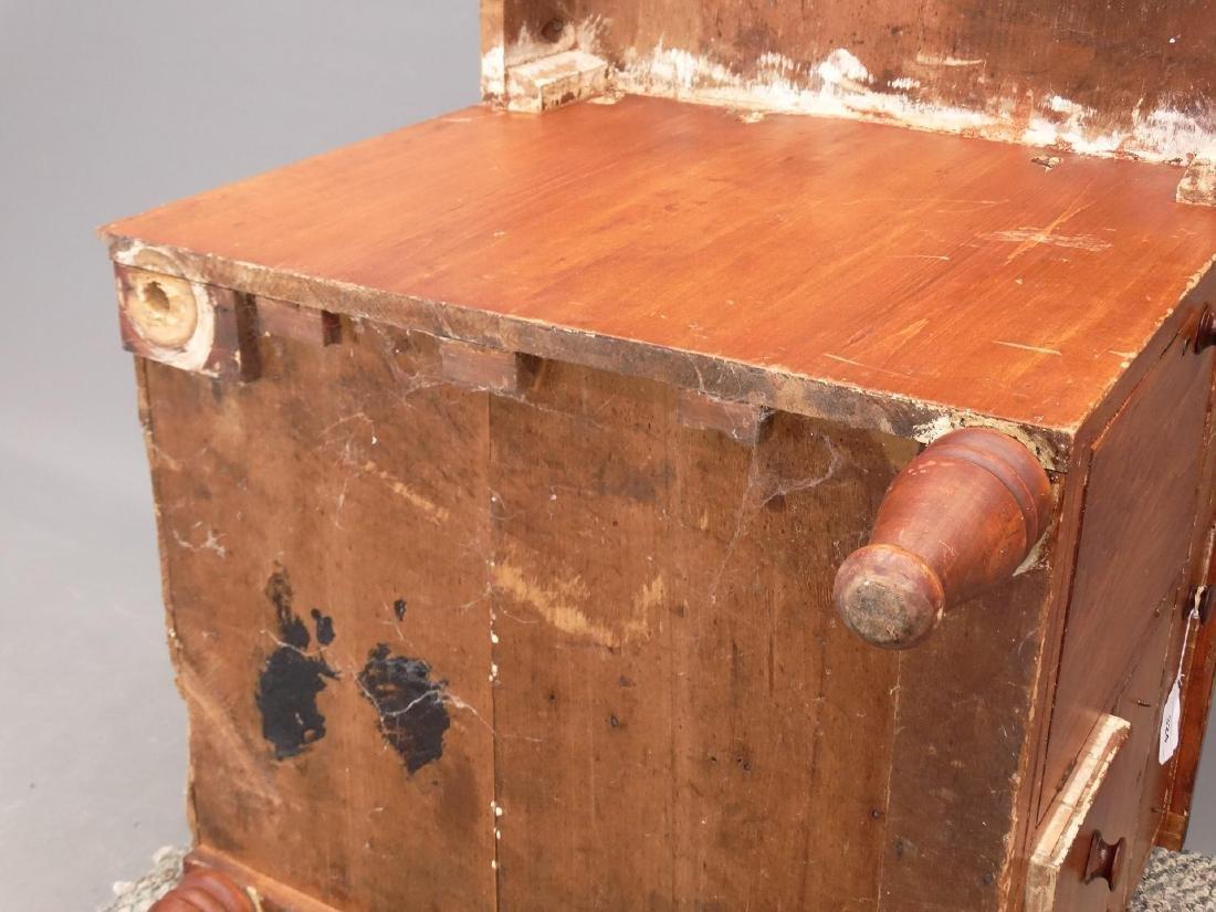 Early Primitive Desk - 9