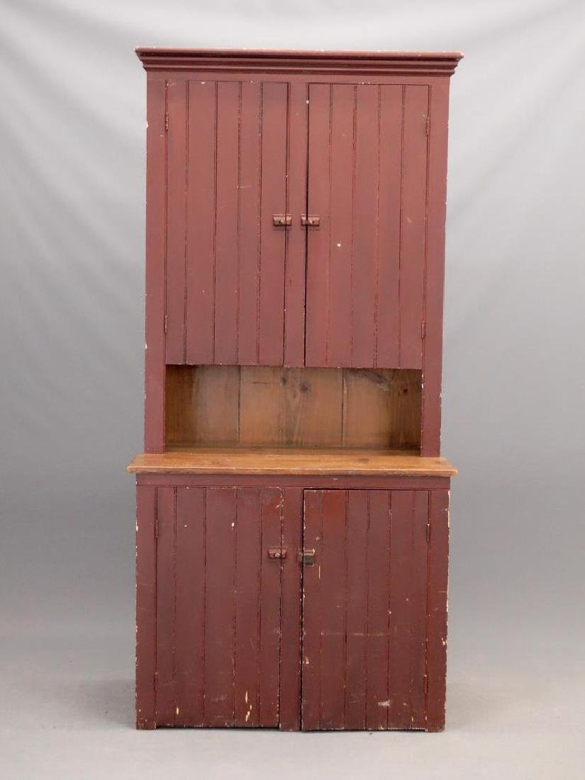 C. 1900 Wall Cupboard