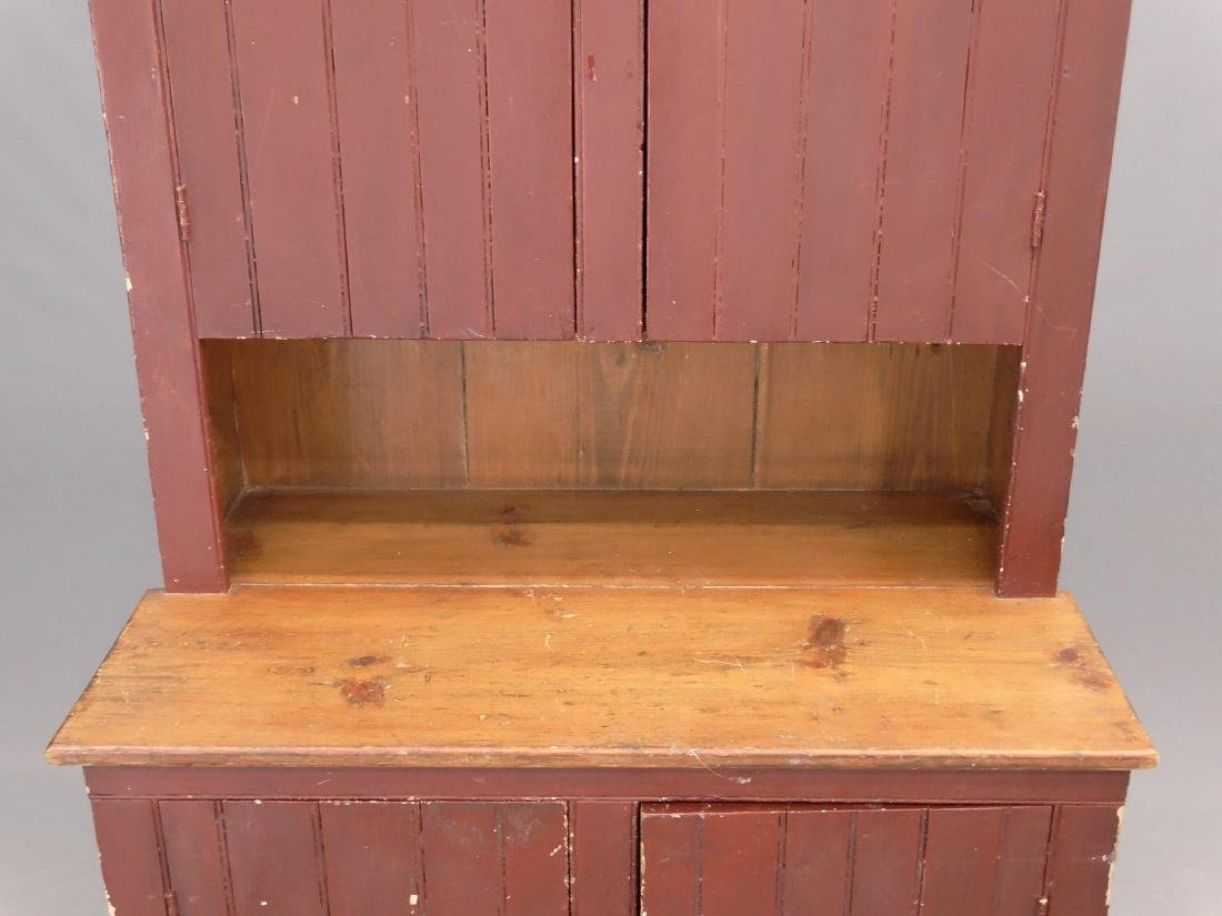 C. 1900 Wall Cupboard - 2