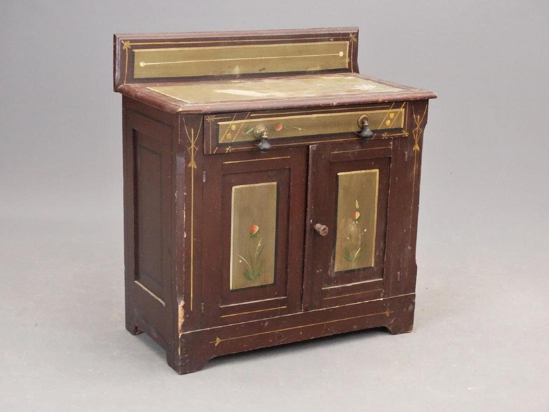 Cottage Pine Commode