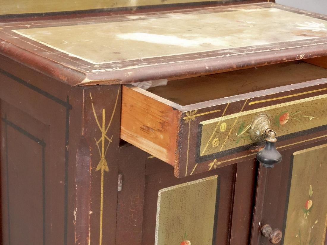 Cottage Pine Commode - 4