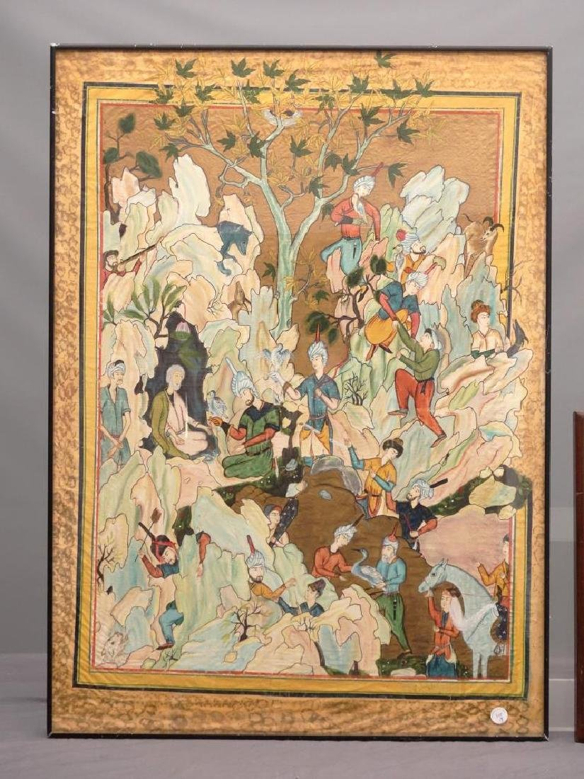 Asian Artwork Lot - 5