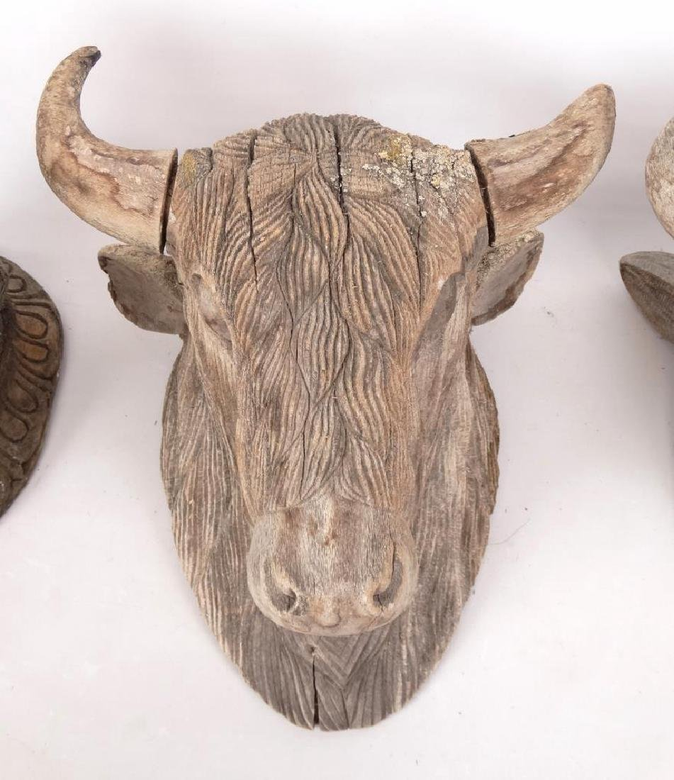 Wood Carvings - 3