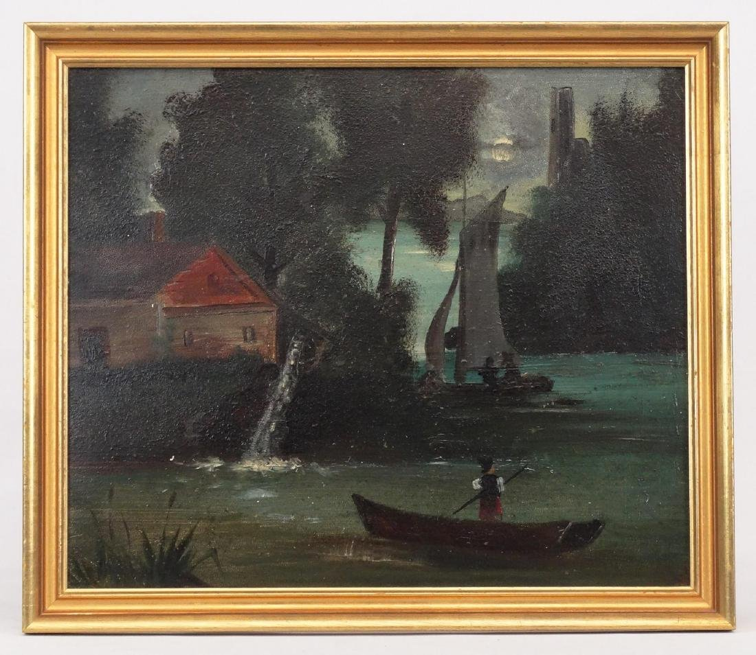 19th c. Landscape Painting