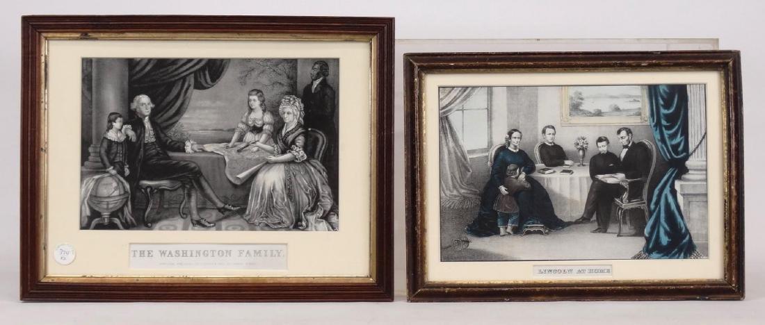 Currier & Ives Prints