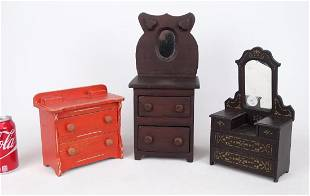Miniature Dressers
