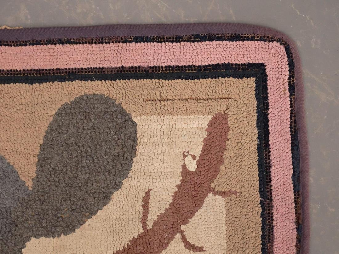 Hooked Rug Lot - 6