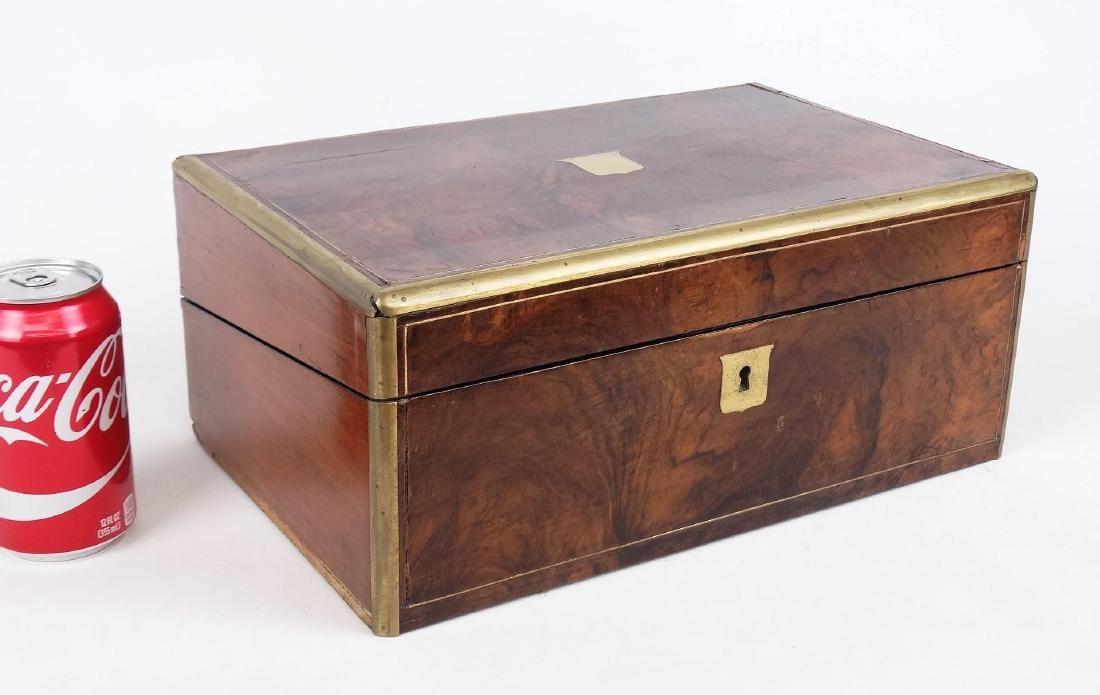 19th c. Lap Desk