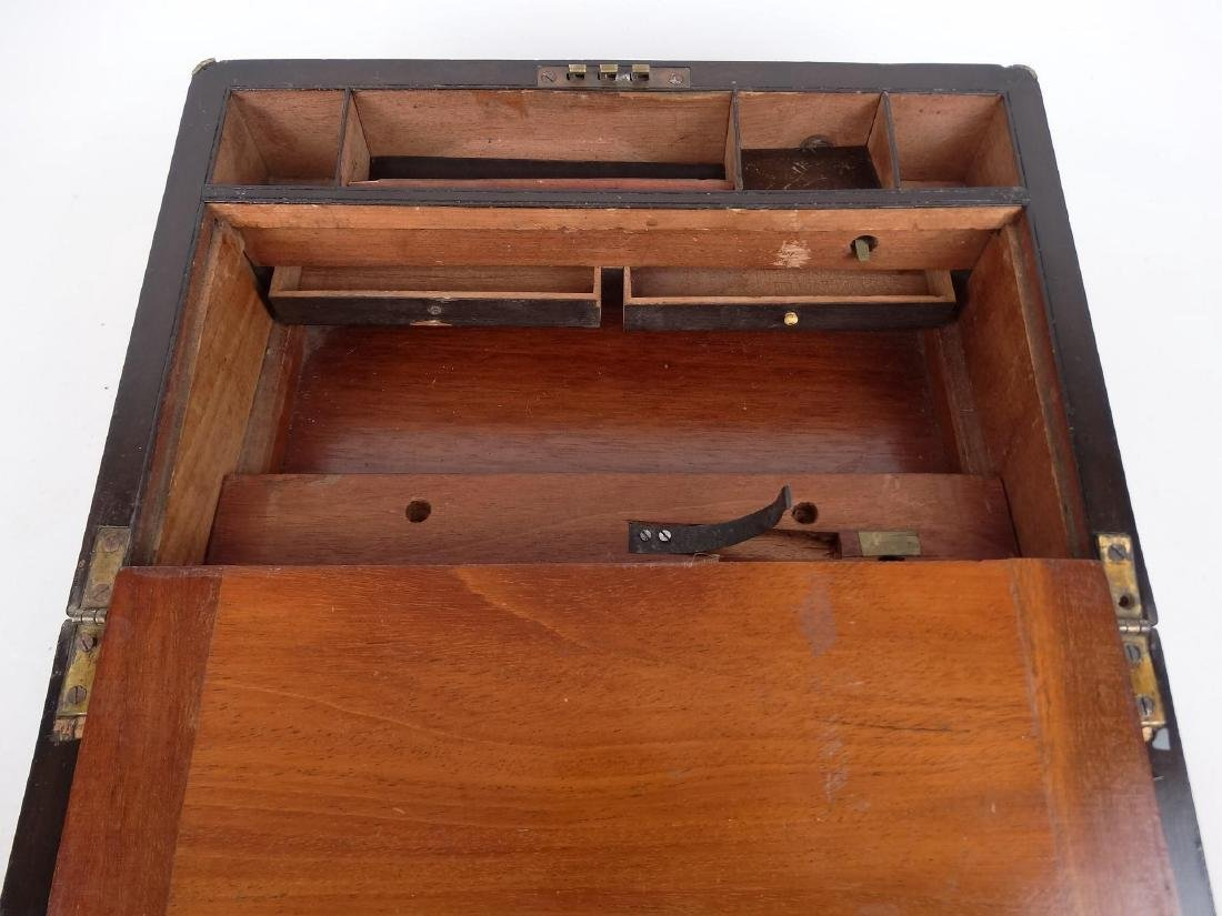19th c. Lap Desk - 4