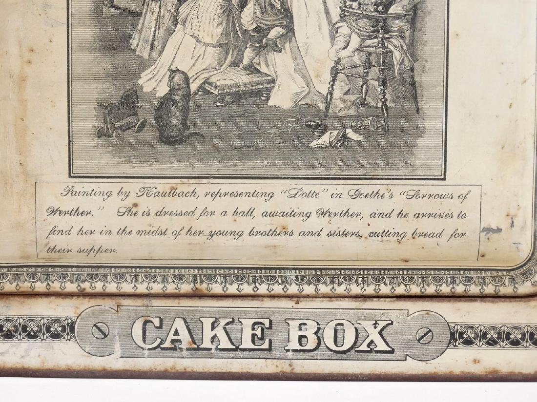 Vintage Cake Box - 4
