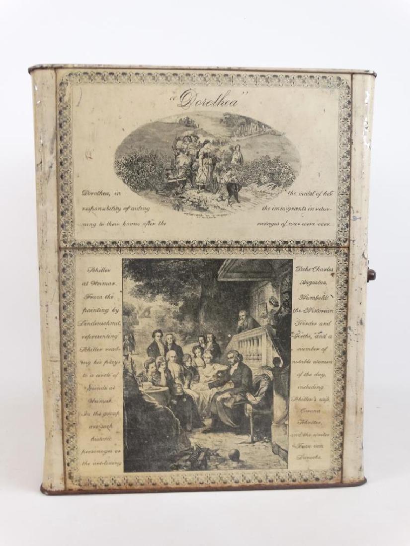 Vintage Cake Box - 5