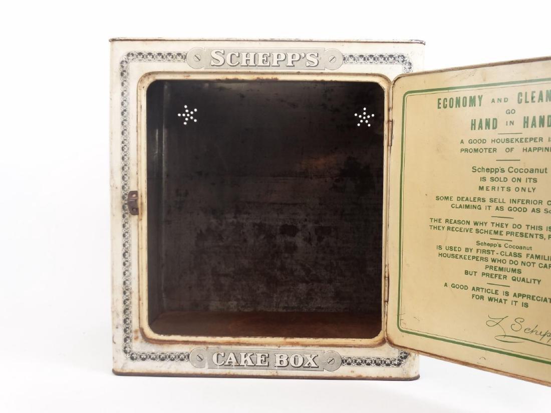 Vintage Cake Box - 6