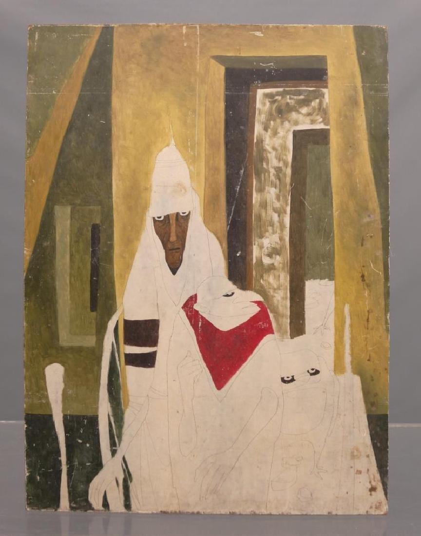 Surrealist Paintings - 4
