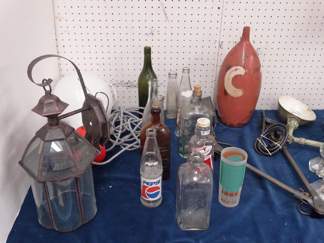 Misc. Table Lot - 5
