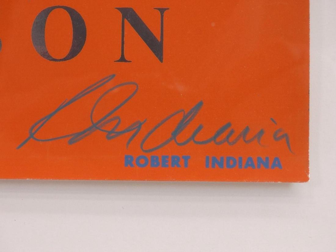Robert Indiana (b. 1928) - 3
