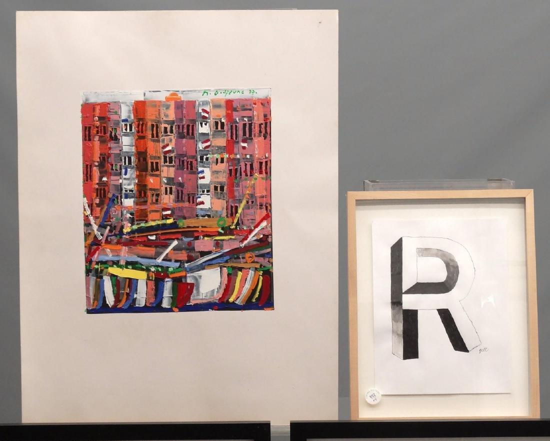 Artwork Lot - 2