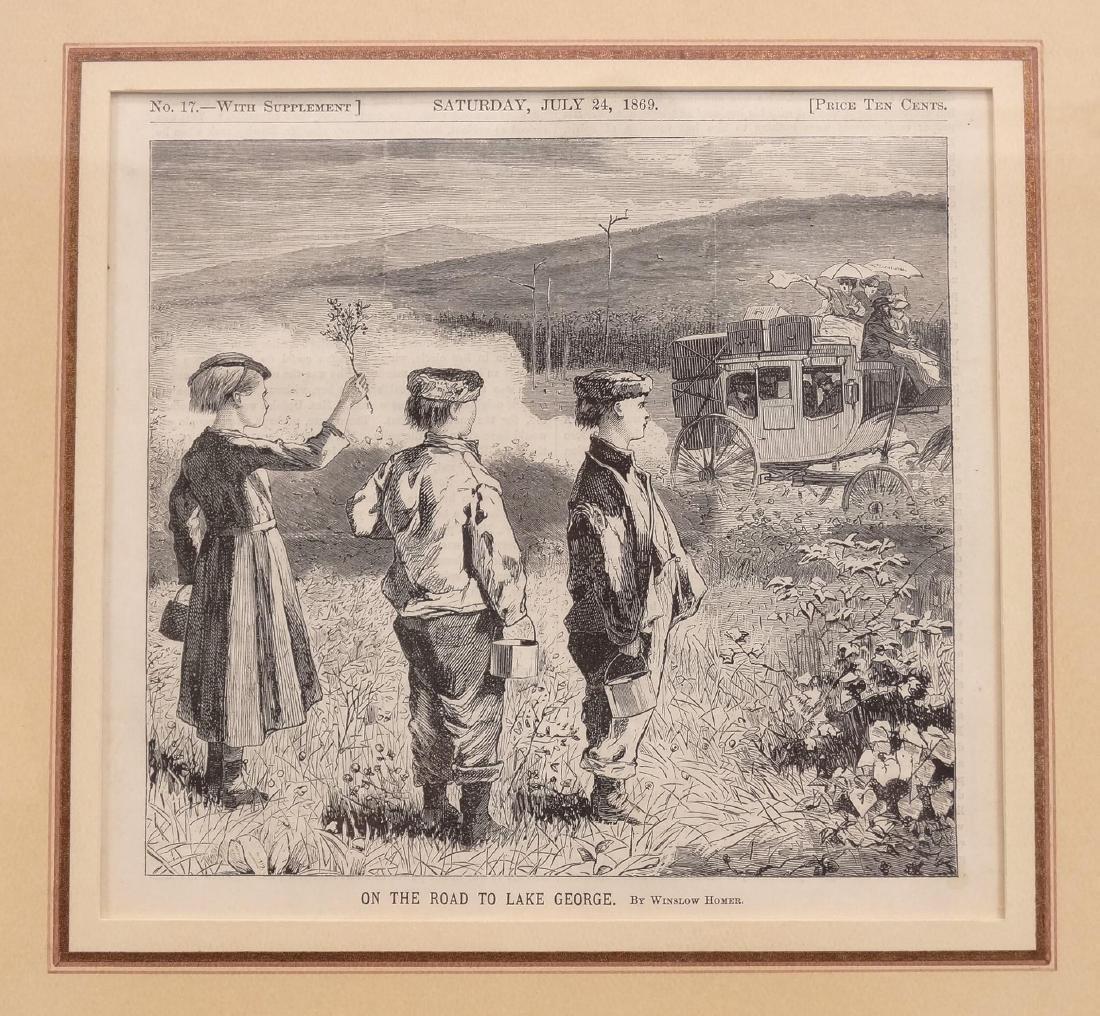 Winslow Homer (1836-1910) - 3