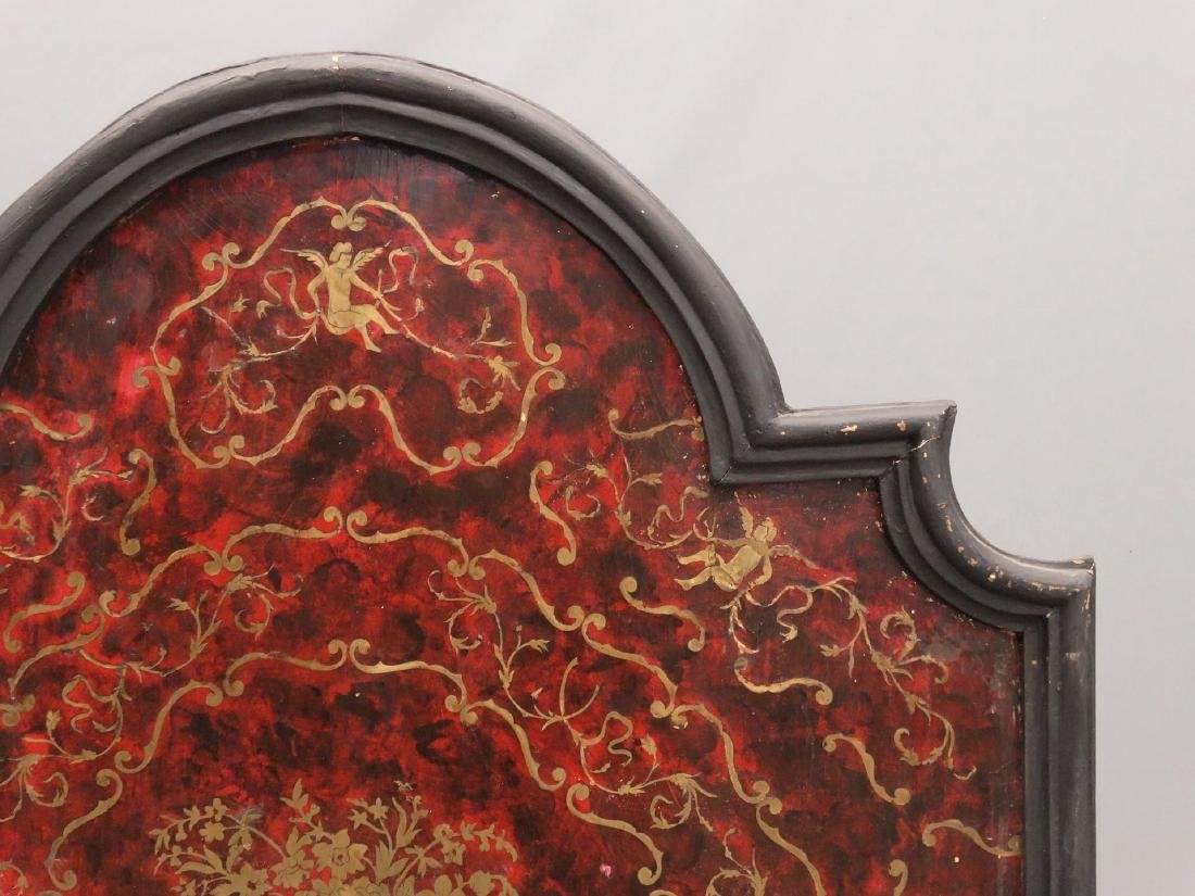 Pair Boulle Style Panels - 5