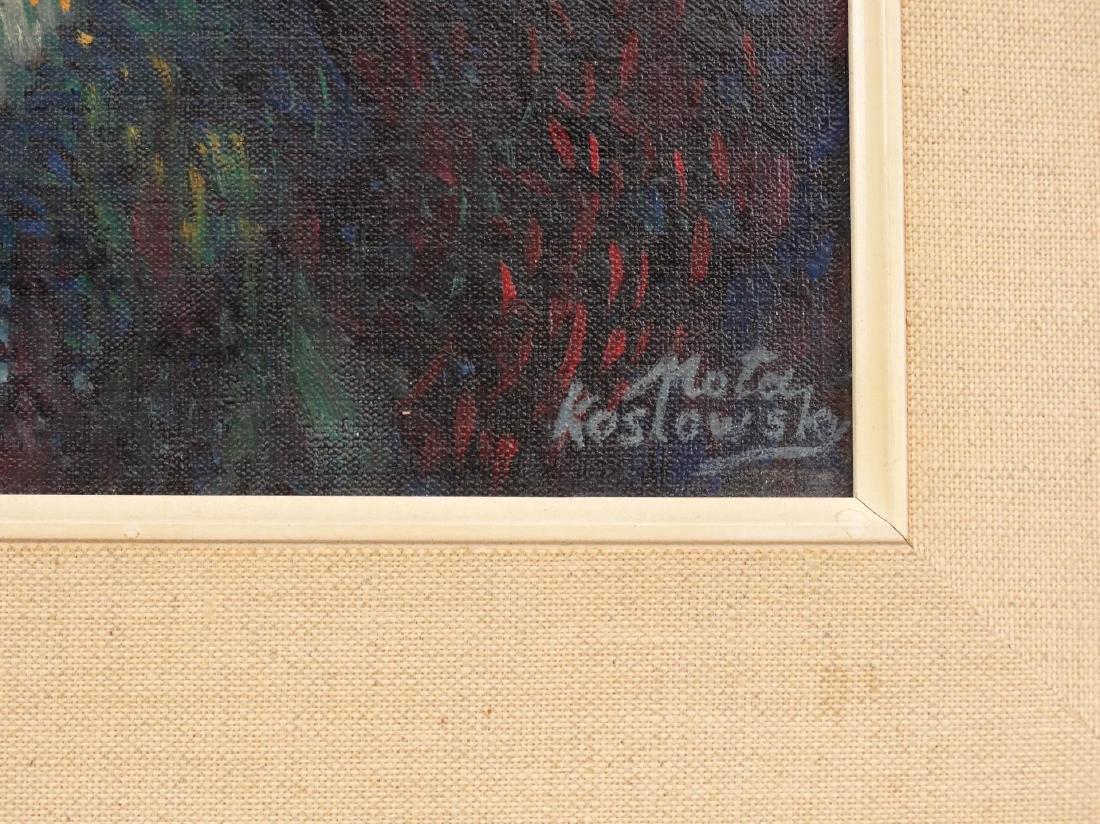 Nota Koslowsky (Polish-American, b. 1906) - 3