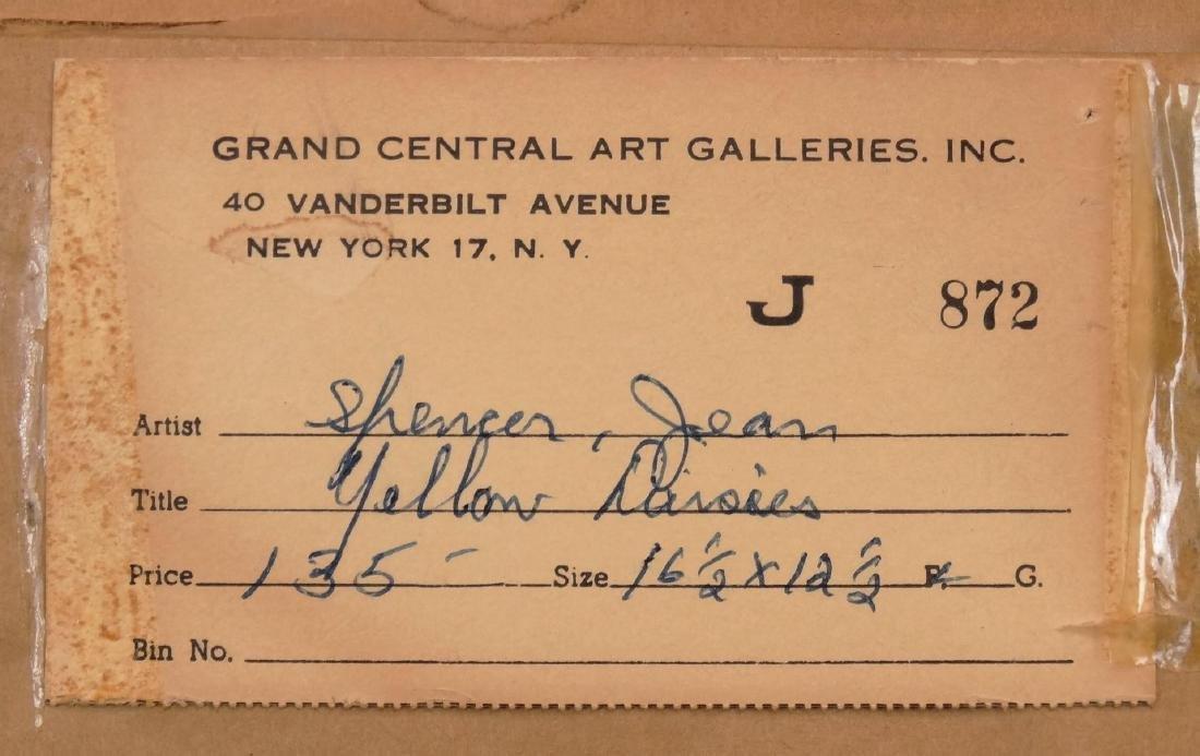 Jean Spencer (b. 1904) - 5