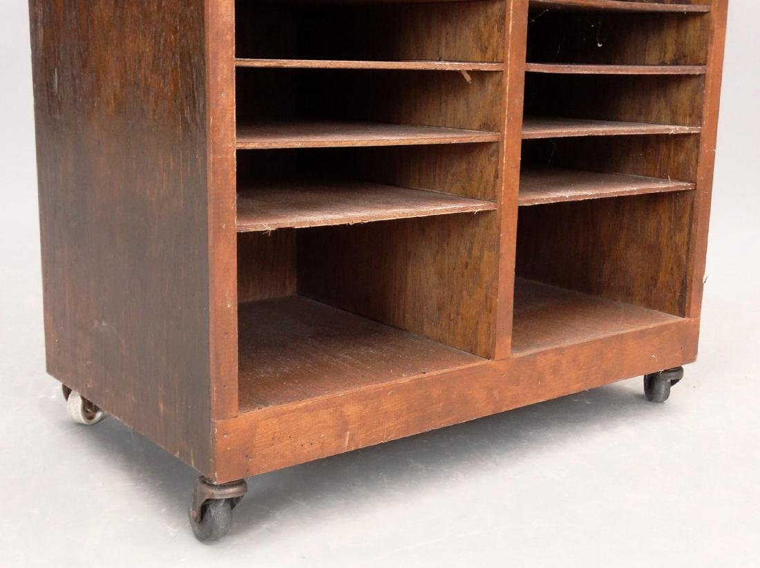 Sheet Music Cabinet - 4