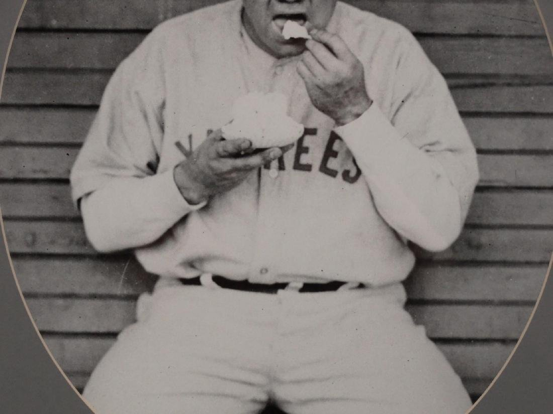 Babe Ruth Reprint Photograph - 3