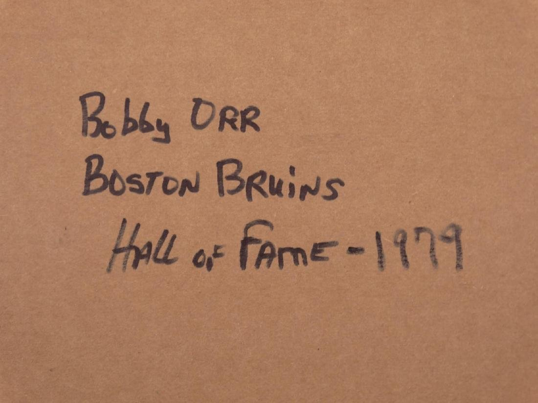 Bobby Orr Autographed Photograph - 5