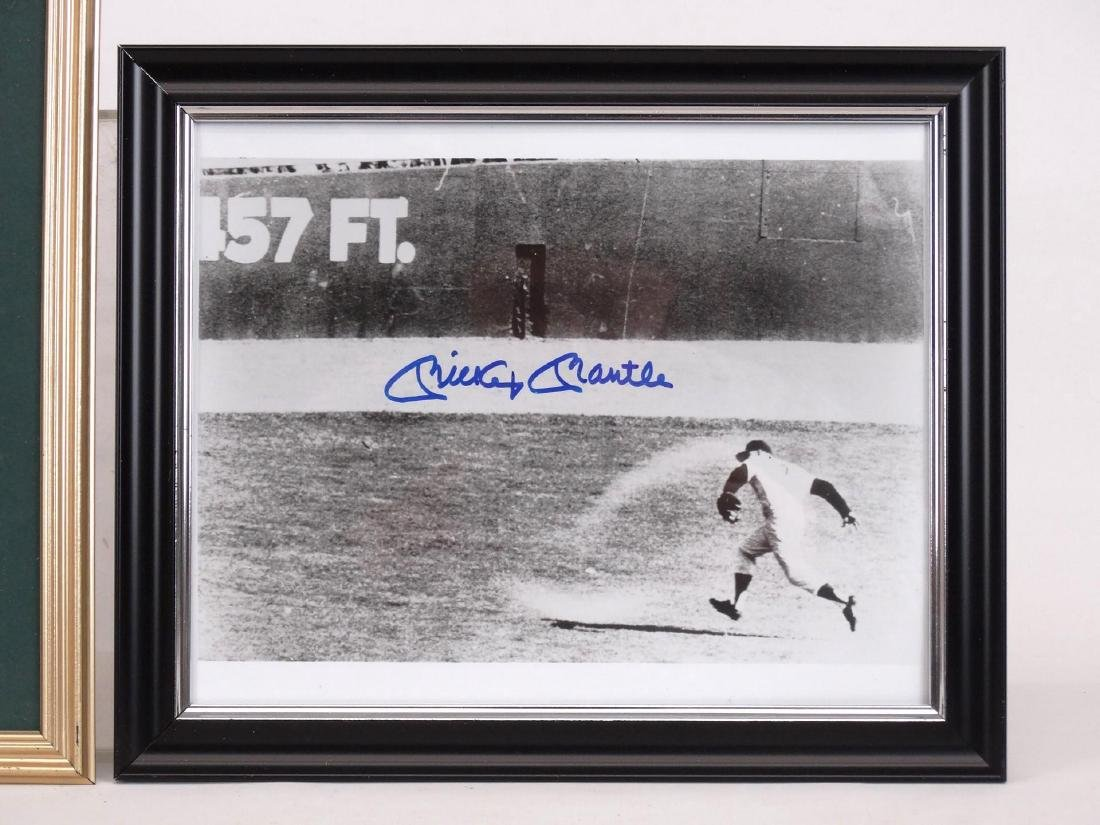 Autographed Baseball Lot - 2