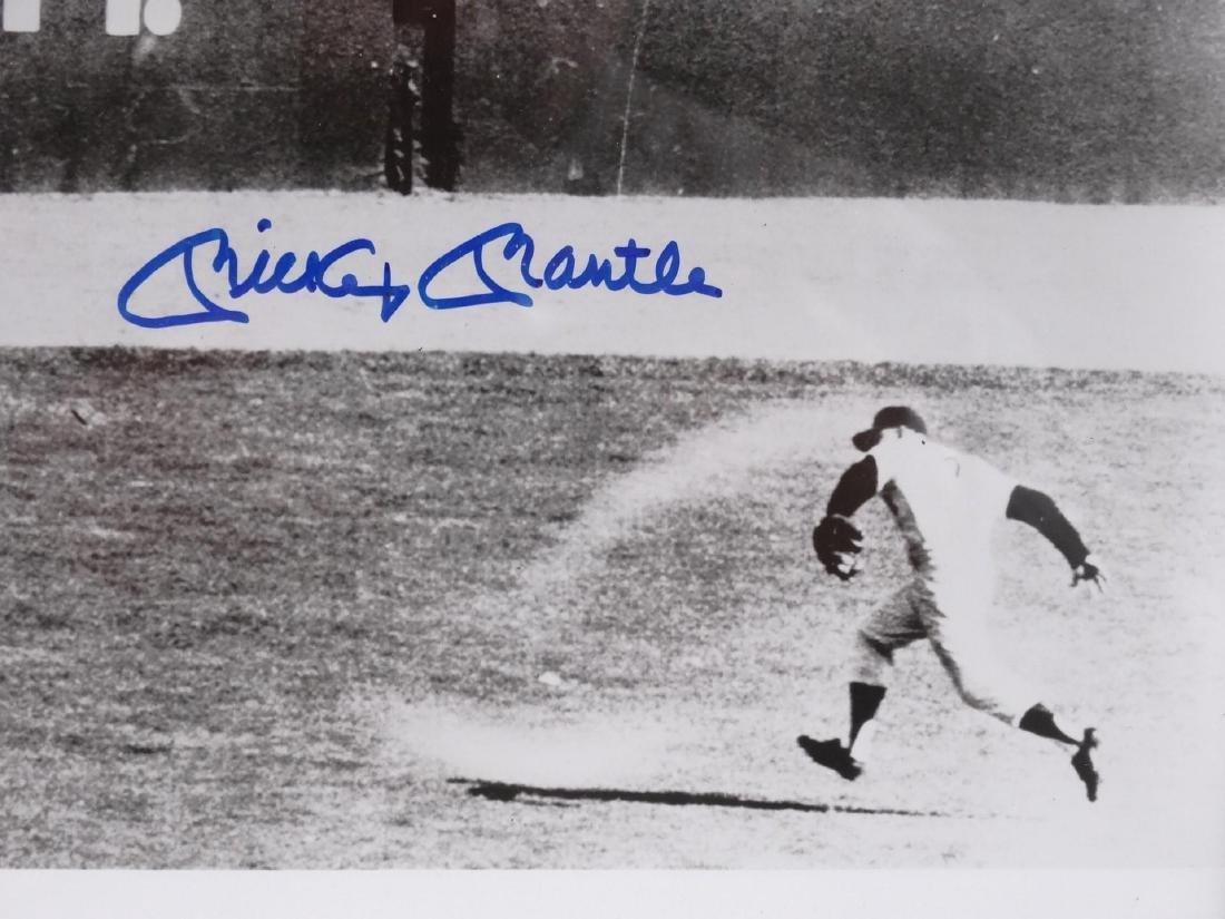 Autographed Baseball Lot - 3