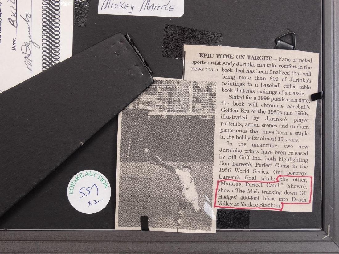 Autographed Baseball Lot - 9