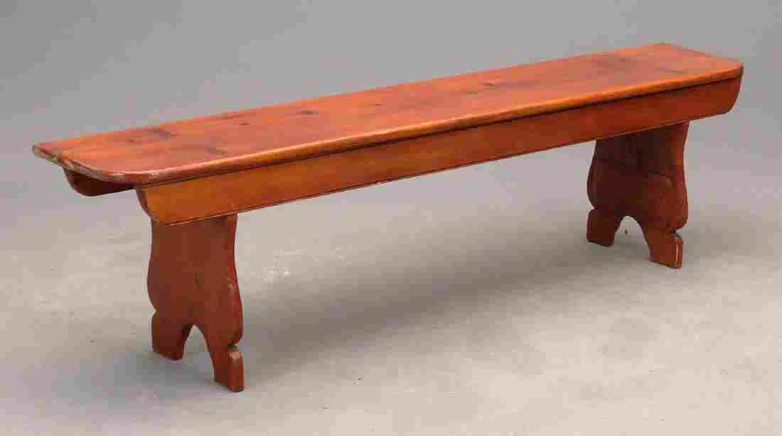 Bootjack Bench