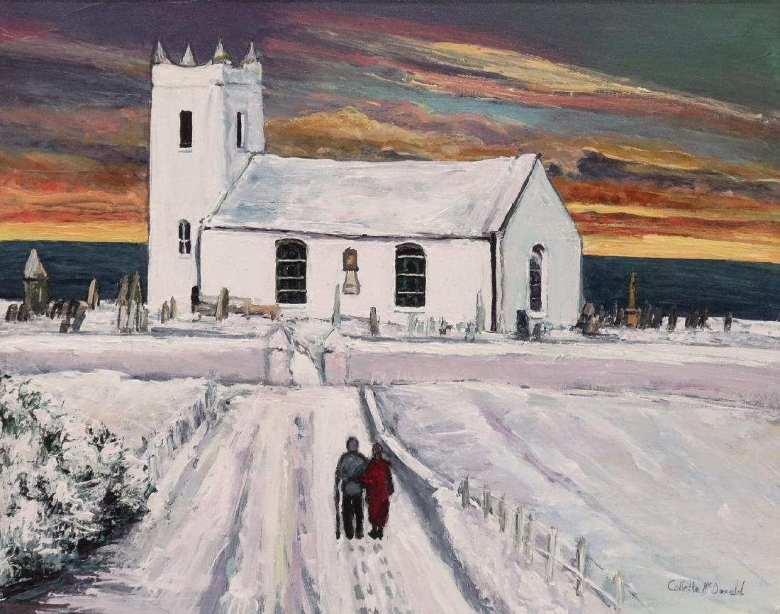 Collette McDonald (American 20th Century) - 2