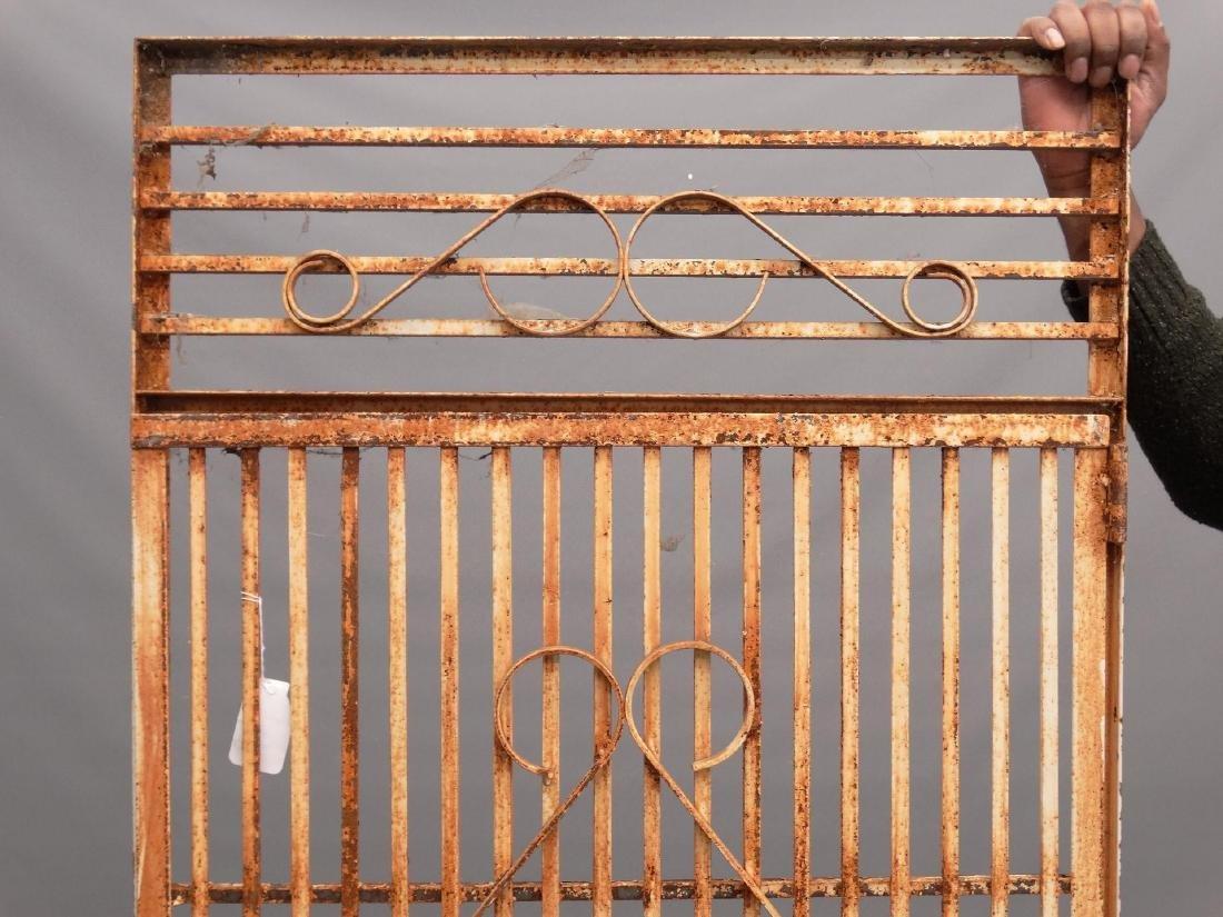Wrought Iron Gate Door - 2
