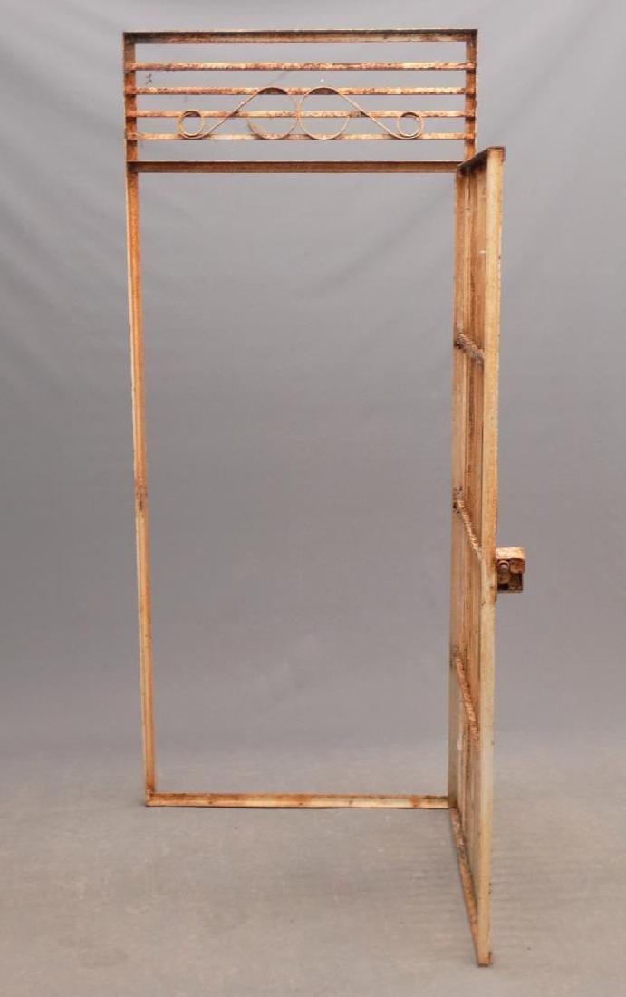 Wrought Iron Gate Door - 3