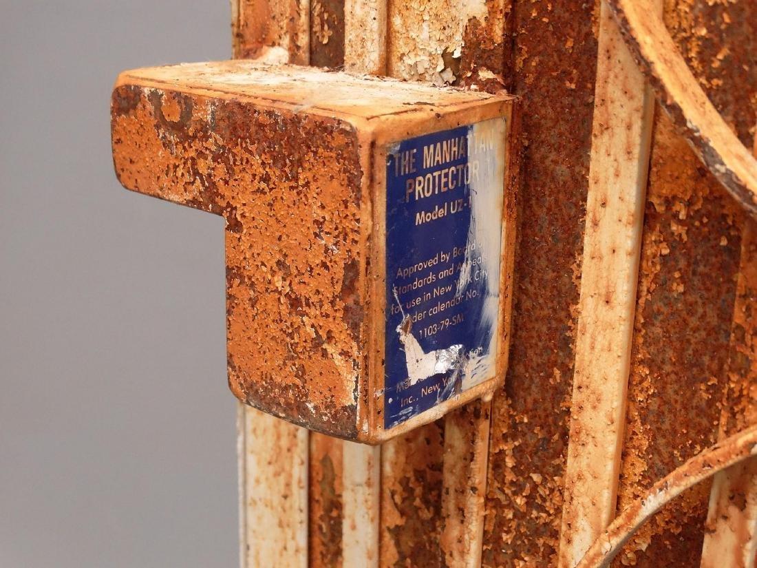 Wrought Iron Gate Door - 4