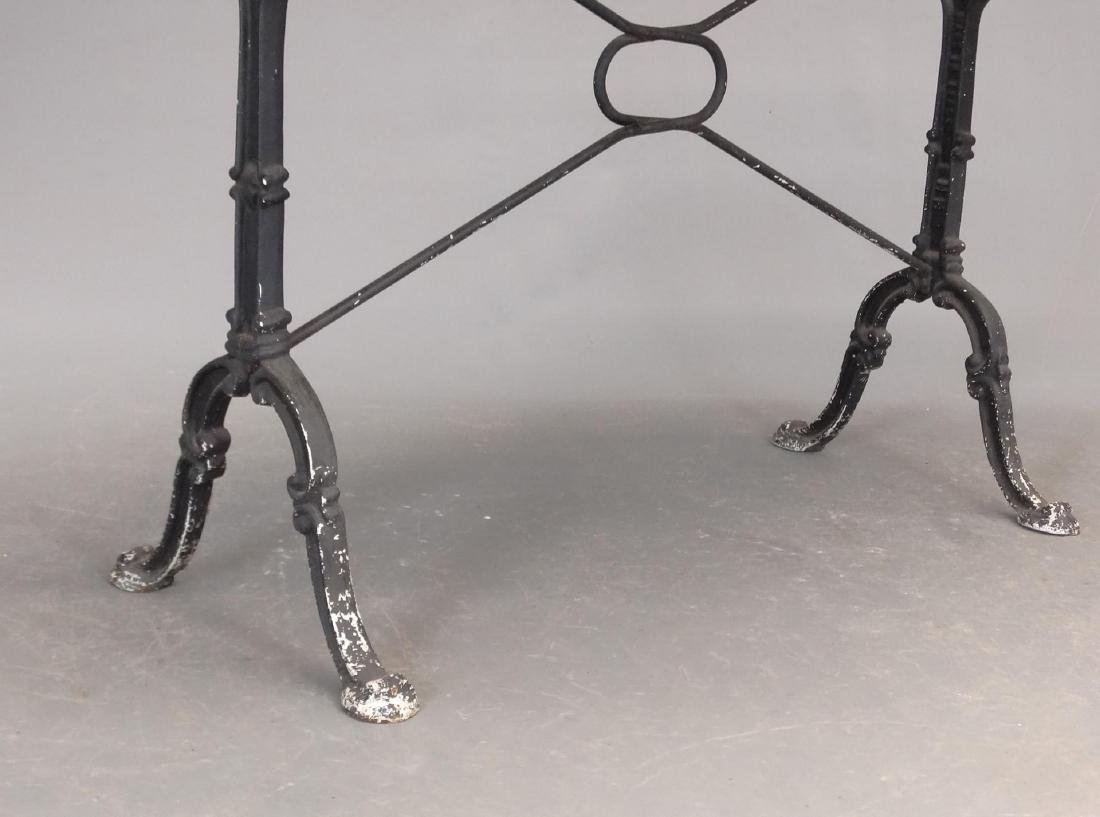 Marble Top Table - 3
