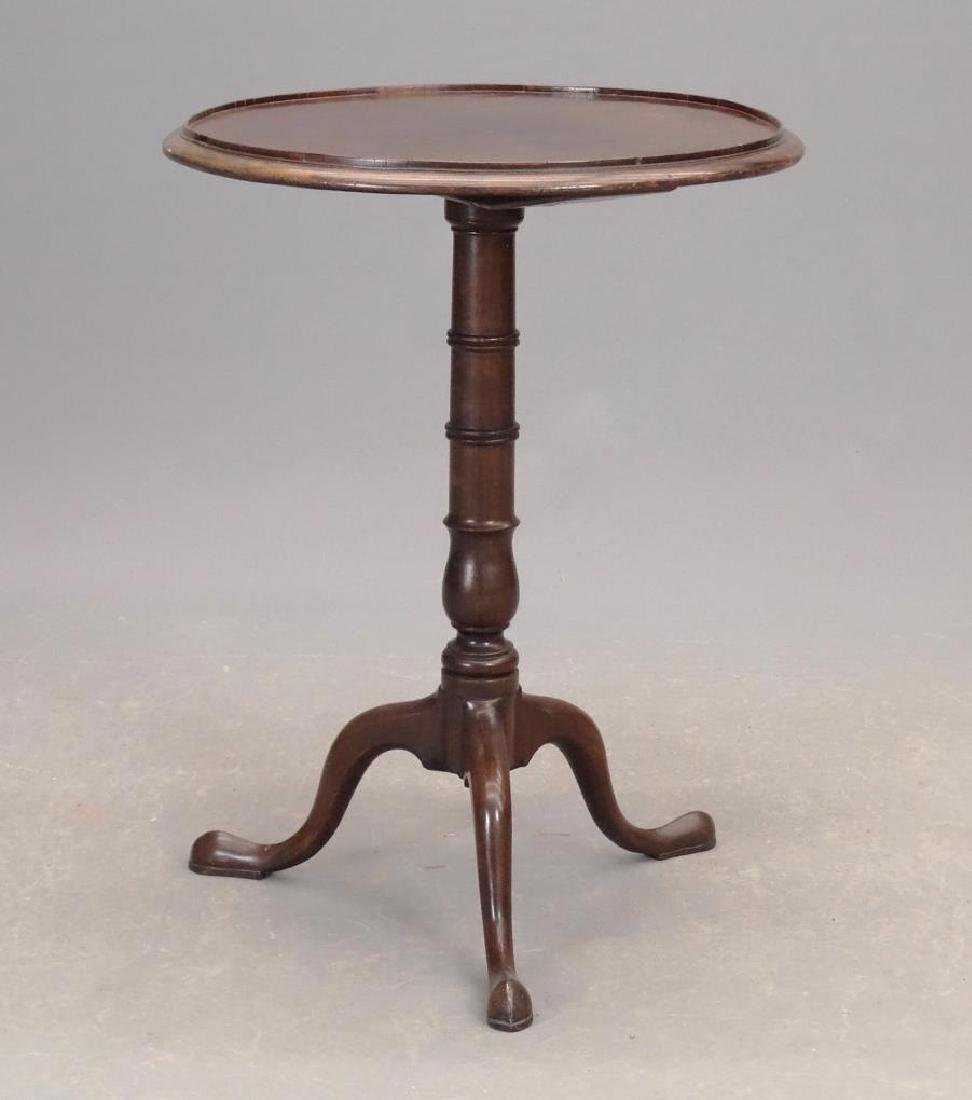 Dish Top Candlestand