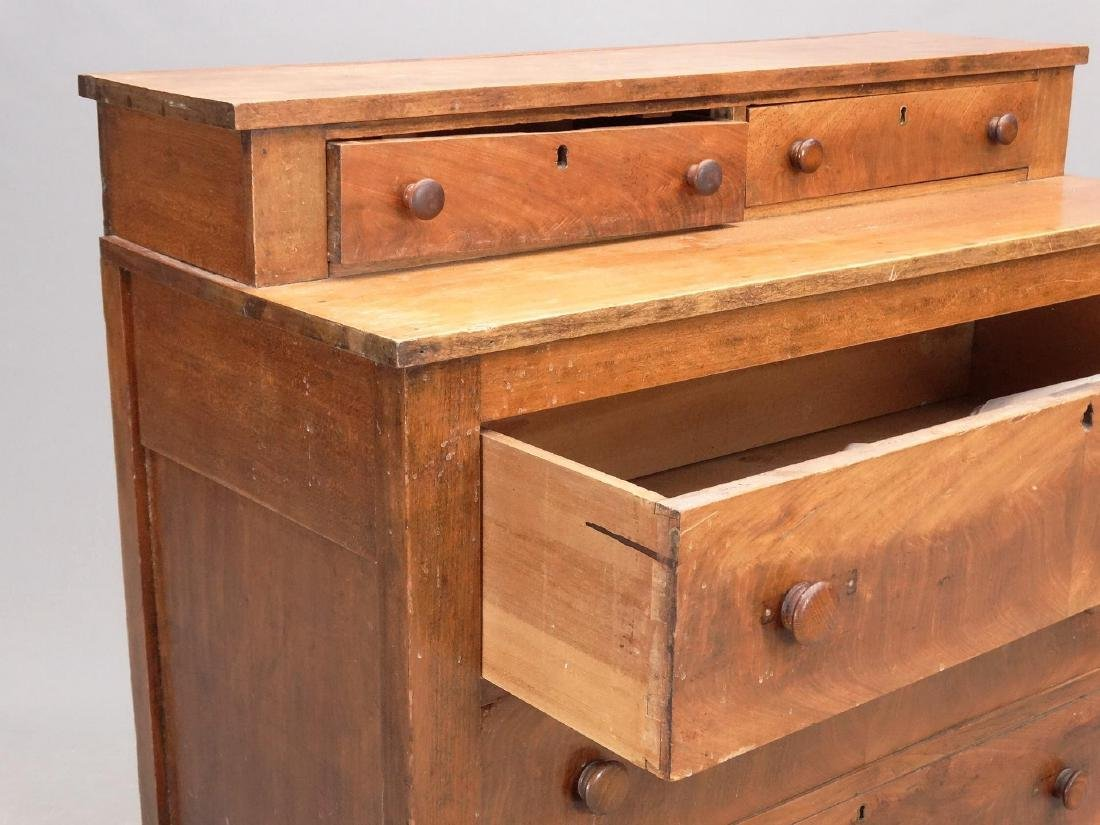 19th c. Chest Of Drawers - 4