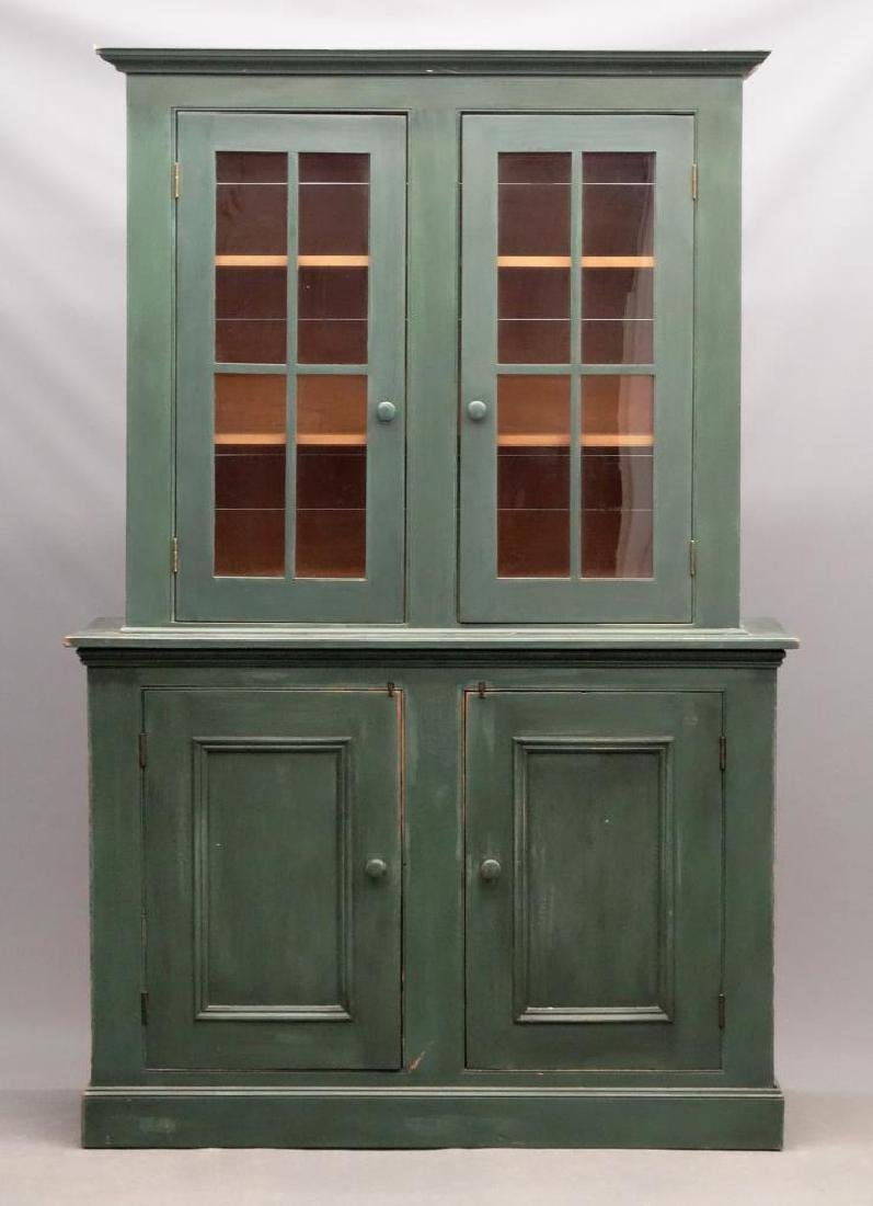 Bench Made Cupboard
