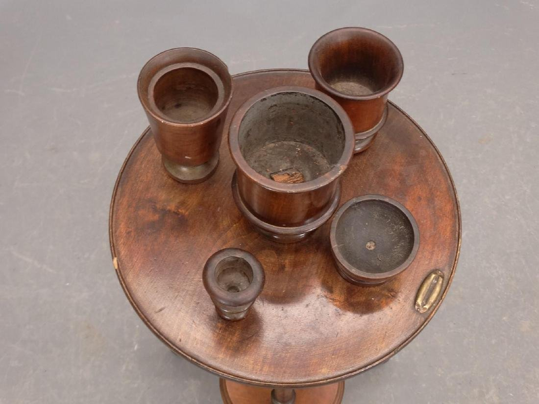 Early Smoking Stand - 2